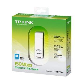 TP-LINK  TL-WN727N 網路卡