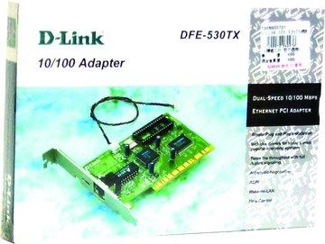 DFE-530TX 網路卡PCI