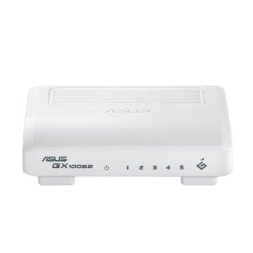 ASUS 華碩 GX1005B_V4 5埠SWITCH HUB