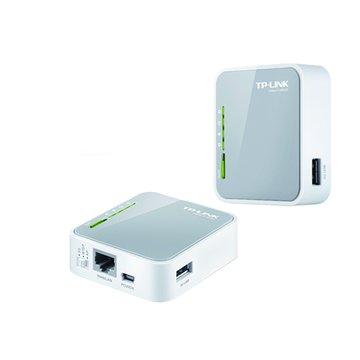 TP-LINK  TL-MR3020 3G無線基地台150M