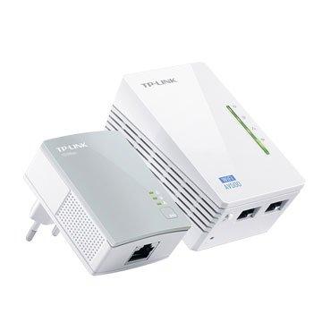 TP-LINK  WPA4220KIT 電力線網路橋接器300M