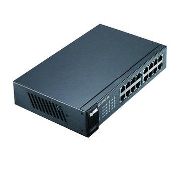 ES1100-16 16埠節能型SWITCH HUB