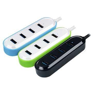 AF(RU059) USB3.0 4埠 HUB