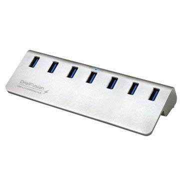 伽利略 U3H07B 7埠USB3.0HUB