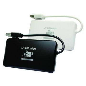 U300 4埠插槽無方向性USB2.0 HUB