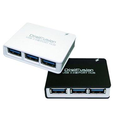 U3H04D 4埠USB3.0 mini HUB