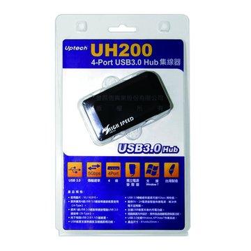 UH200 4埠USB3.0 HUB