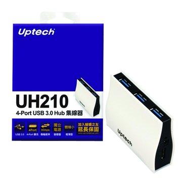 UH210 4埠USB3.0HUB