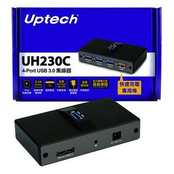 UH230C 4埠USB3.0 HUB
