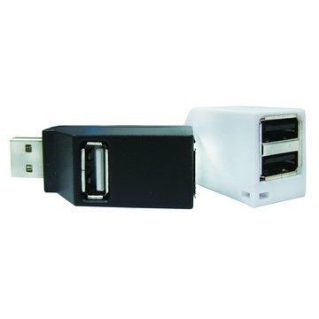 iCooby  HUB-33 3埠 USB2.0 HUB白
