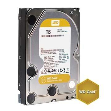 Gold 2TB/SATA3/128M/7200R/企業級硬碟