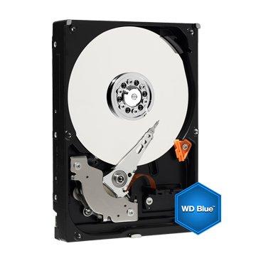 1TB 3.5吋 64MB 7200轉 SATAIII 藍標硬碟(WD10EZEX-3Y/P)