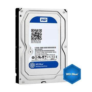 500GB 3.5吋 32MB 7200轉 SATAIII 藍標硬碟(WD5000AZLX/3y)