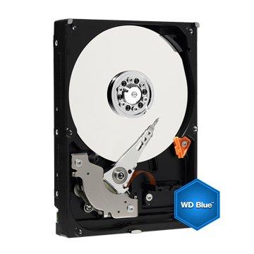 WD 威騰 3TB 3.5吋 64MB 5400轉 SATAIII 藍標硬碟(WD30EZRZ-3Y/P)