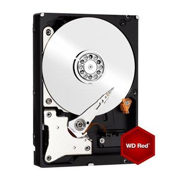 WD 威騰 1TB 3.5吋 64MB SATAIII NAS硬碟(WD10EFRX-3Y/P)