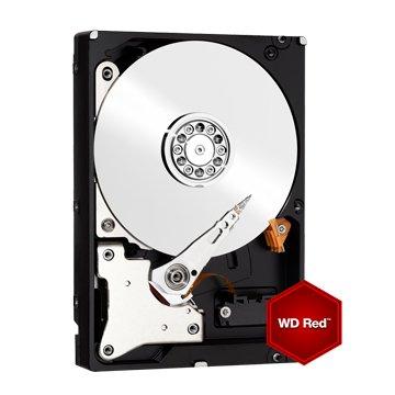WD 威騰 2TB 3.5吋 64MB SATAIII NAS硬碟(WD20EFRX-3Y/P)
