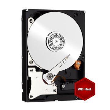 WD 威騰 3TB 3.5吋 64MB SATAIII NAS硬碟(WD30EFRX-3Y/P)