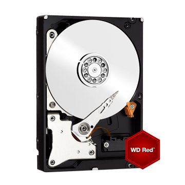 WD 3TB 3.5吋 64MB SATAIII NAS硬盘(30EFRX-3Y/P)