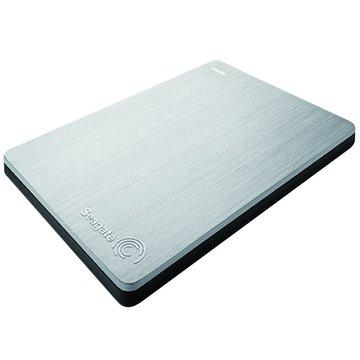 Backup Plus Slim 500GB 2.5吋 外接硬碟-銀