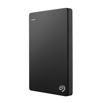 Seagate Backup Slim 1TB 2.5吋 外接硬碟-黑
