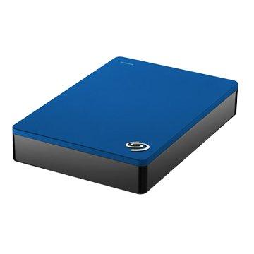 Seagate Backup Slim 4TB 2.5吋 外接硬碟-藍
