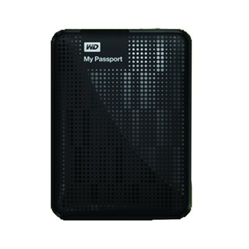My Passport Studio 2TB 2.5吋 外接硬碟-黑