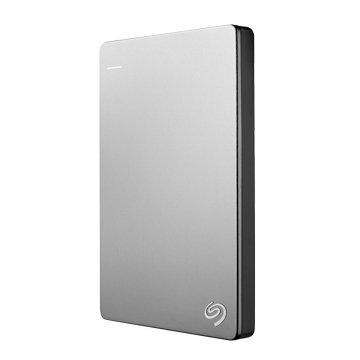 Seagate 希捷 Backup Slim 2TB 2.5吋 外接硬碟-鈦
