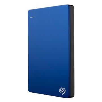 Backup Plus Slim 2TB 2.5吋 外接硬碟-藍