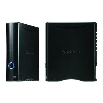 StoreJet 35T3 3TB 3.5吋 外接硬碟-黑