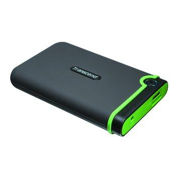 StoreJet 25M3 軍規防震 500GB 2.5吋 外接硬碟-黑