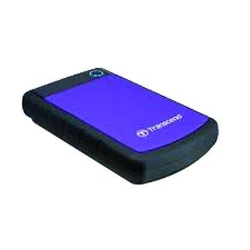 StoreJet 25H3 軍規防震 500GB 2.5吋 外接硬碟-紫