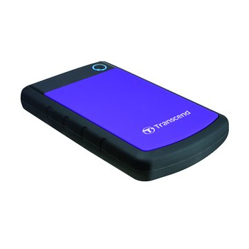 StoreJet 25H3 軍規防震 1.5TB 2.5吋 外接硬碟-紫
