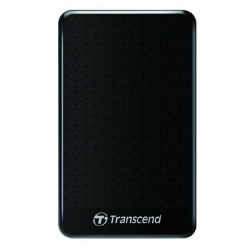 StoreJet 25A3 防震 500GB 2.5吋 外接硬碟-黑