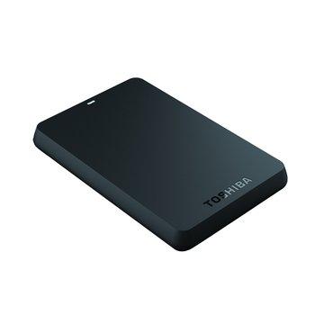 Canvio Basics A1 500GB 2.5吋 外接硬碟-黑