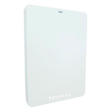 Canvio Basics A1 500GB 2.5吋 外接硬碟-白