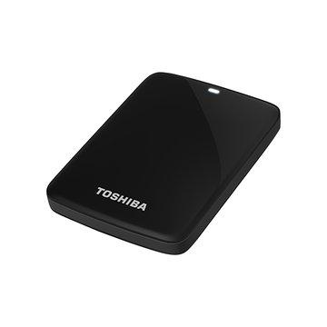 Canvio Connect V7 750GB 2.5吋 外接硬碟-黑