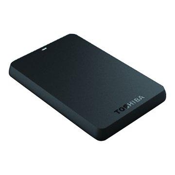 2TB 2.5吋 外接硬碟-黑