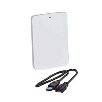 TOSHIBA 東芝 Canvio Basics A2 3TB 2.5吋 外接硬碟-白