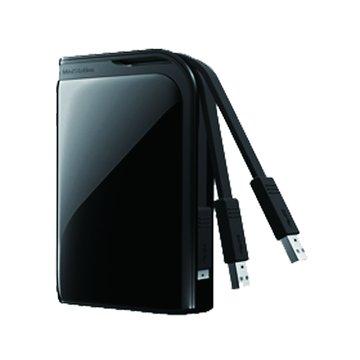 MiniStation PZU3 1TB 2.5吋 外接硬碟-黑