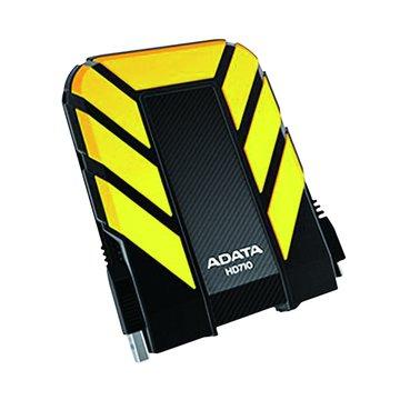 ADATA 威剛 HD710 軍規防震防水 1TB 2.5吋 外接硬碟-黃