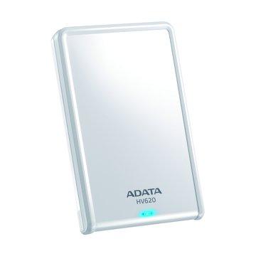 ADATA 威剛 HV620 1TB 2.5吋 外接硬碟-白