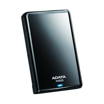 ADATA 威剛 HV620 2TB 2.5吋 外接硬碟-黑