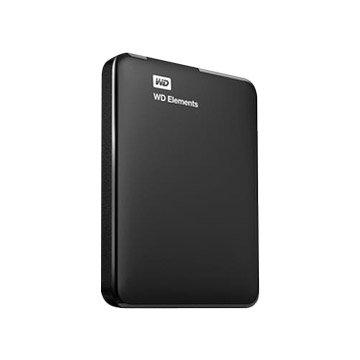 WD  Elements 1TB 2.5吋輕薄行動硬碟(WESN)