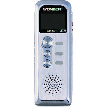 旺德WD-8901P 4G 銀(福利品出清)
