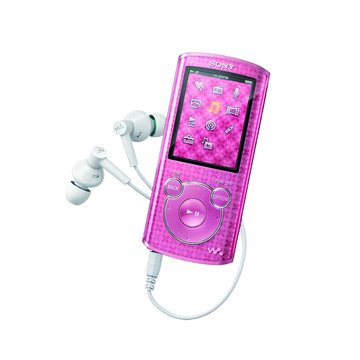SONY NWZ-E463/PM 4G 香甜粉(福利品出清)