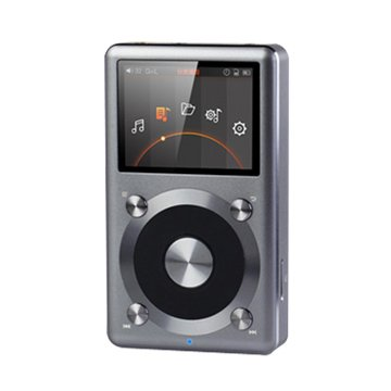 FiiOX3第二代隨身Hi-Fi音樂播放器
