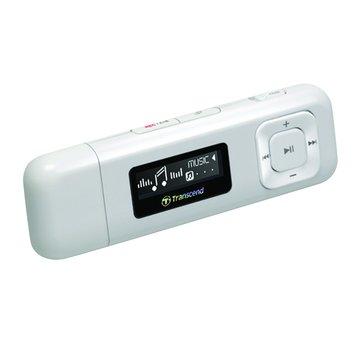 創見 MP330 8G 白 MP3