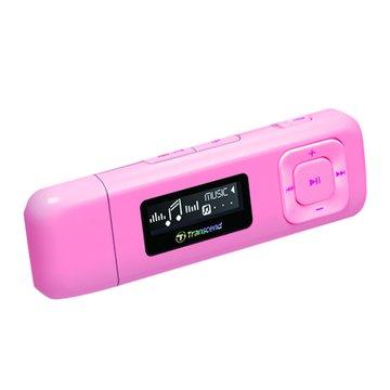 創見 MP330 4G 粉紅 MP3 (福利品出清)