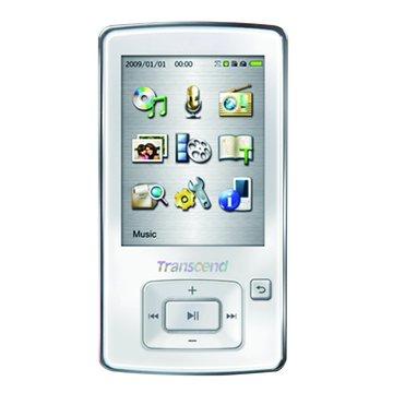 創見 MP 870 8G 白 MP4(福利品出清)