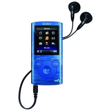 SONY NWZ-E383/LC 4G 藍(福利品出清)